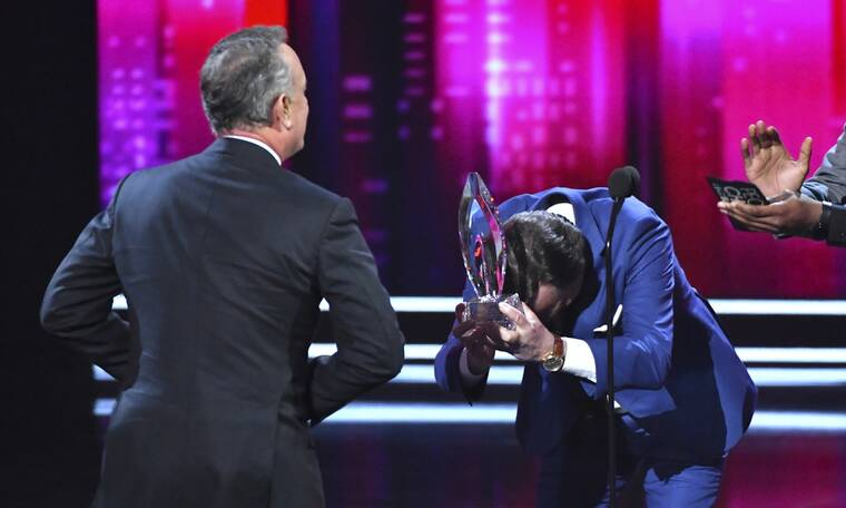 Tom Hanks: Βαριές κατηγορίες εις βάρος του γιου του (photos)