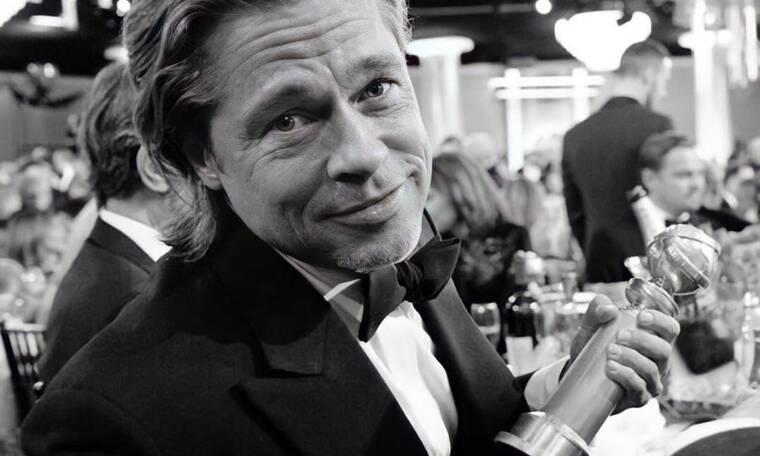 Τι συμβαίνει με την υγεία του Brad Pitt:  Η εικόνα του σε καροτσάκι ανησυχεί (video)