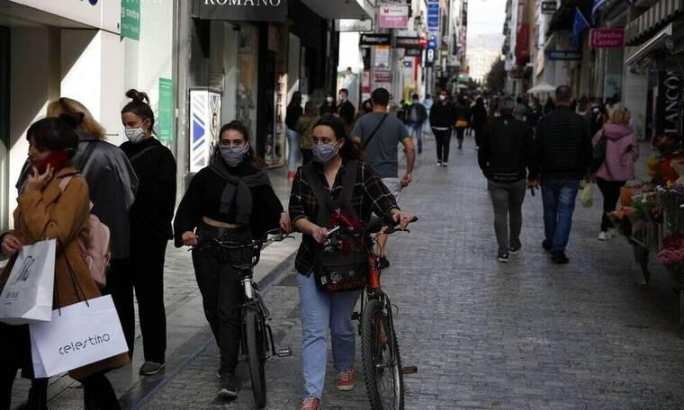 Κρούσματα σήμερα: Αύξηση μολύνσεων με 1.861 νέες στην Αττική - Μεγάλη διασπορά στη Θεσσαλονίκη