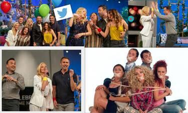 Celebrity Game Night: Αμαλία, Ντάλια και Ζουμπουλία έγιναν... βασίλισσες στο twitter!
