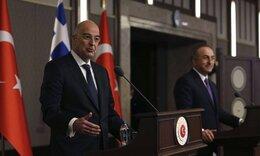 Bloomberg: «Δραματική τροπή στη συνάντηση Δένδια - Τσαβούσογλου»