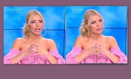 Ευτυχείτε: Επιβεβαίωσε on air στην Καινούργιου ότι συζητά για το Big Brother