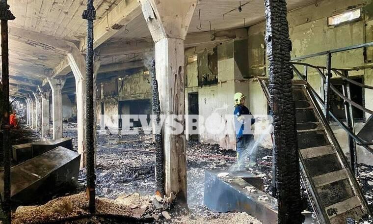 Ρεπορτάζ Newsbomb.gr: Φωτιά στο άλσος Καισαριανής - Πώς ξεκίνησε