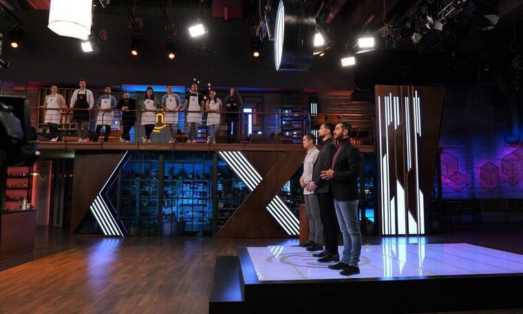 MasterChef spoiler: Τα δάκρυα του Στέφανου και οι τρεις νικητές με τα μαχαίρια