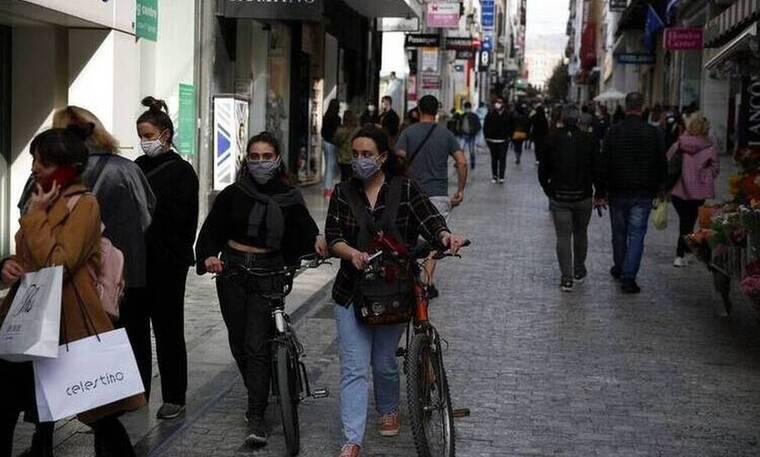 Κρούσματα σήμερα: 1.398 μολύνσεις στην Αττική - Υψηλά συνεχίζει η Θεσσαλονίκη