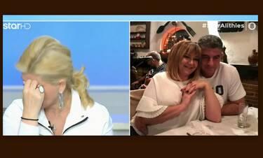 Γιώργος Καραϊβάζ: Ραγίζουν καρδιές τα λόγια της γυναίκας του - Λύγισε η Ζήνα Κουτσελίνη