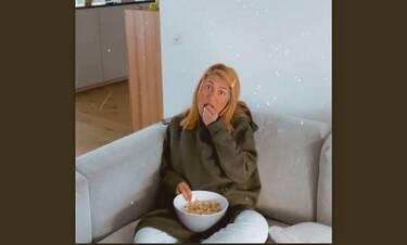 Hλιάκη: Θα «κλάψεις»! Ο σύντροφός της, την τραβάει βίντεο την ώρα που τρώει κι εκείνη… απολογείται!