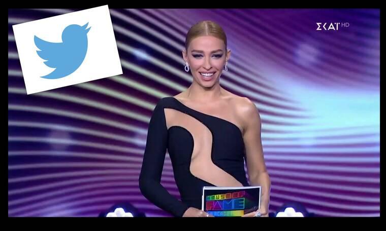House of Fame: Η σέξι εμφάνιση της Φουρέιρα άναψε «φωτιές» στο twitter - Χαμός από σχόλια