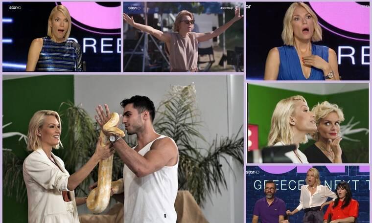 Καγιά VS GNTM: Τέλος εποχής! Οι viral σκηνές και οι αντιδράσεις της που θα μας λείψουν