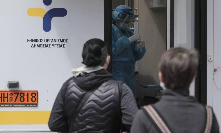 Κρούσματα σήμερα: Το κέντρο της Αθήνας στο επίκεντρο της πανδημίας - Ποιες περιοχές «βράζουν»