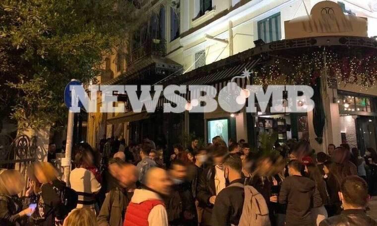 Lockdown: Χαμός και πάλι σε πλατείες και πάρκα – Ποτό στο χέρι και τα μέτρα πάνε… περίπατο
