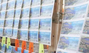 Αύριο η κλήρωση του Λαϊκού Λαχείου με 3,3 εκατ. ευρώ