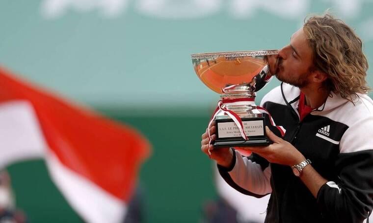 Στέφανος Τσιτσιπάς: Το ποσό που κέρδισε μετά τον θρίαμβο στο Μόντε Κάρλο - Τα συνολικά κέρδη του