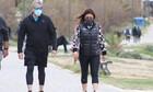 Παπαρίζου - Καψάλης: Δεν σταματούν να βολτάρουν! Νέα εμφάνιση με αθλητικό look