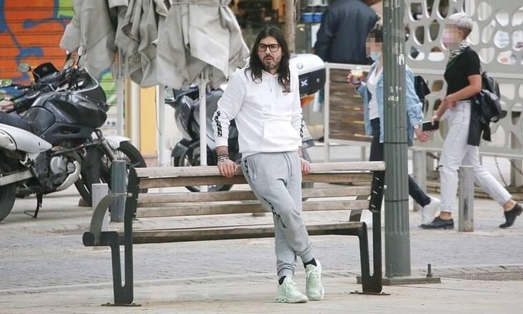 Ερωτόκριτος: Βγήκε από τη Φάρμα και δεν έχει σταματήσει τις βόλτες!