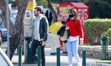 Νίκος Πολυδερόπουλος: Είναι ερωτευμένος και αυτές είναι οι νέες φωτό με το κορίτσι του