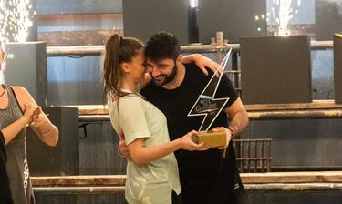 Battle of the Couples: O instagrammer Katsi-22 και η κοπέλα του βγήκαν νικητές! Η πρώτη ανάρτηση