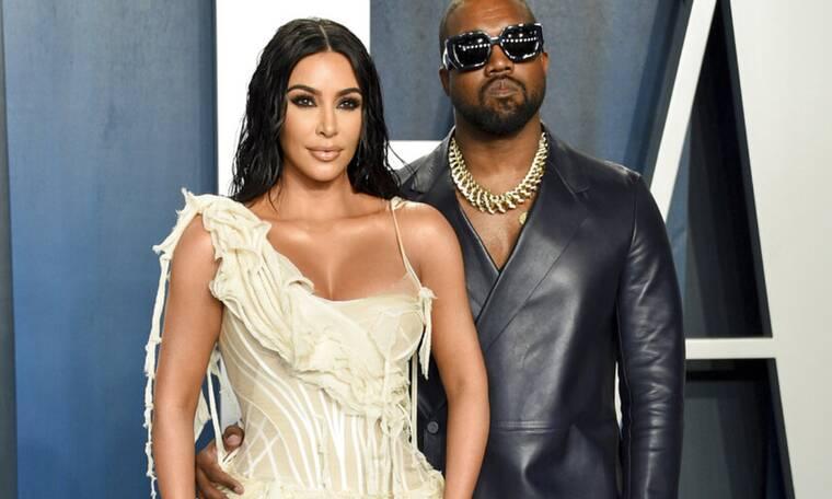 Βγαίνουν μαχαίρια! Ατάκα φωτιά του Kanye West για την Kim: «Δεν με χώρισε αυτή»
