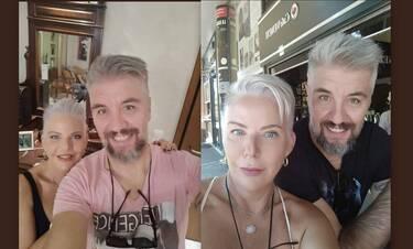 Βασίλης Μιχαλόπουλος: Οι πρώτες δηλώσεις μετά τον χωρισμό του από τη Νανά Παλαιτσάκη