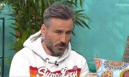 Μαυρίδης κατά Πρωινού: «Ειπώθηκε ένα κακό ψέμα. Το έχω λήξει το θέμα με τη Φαίη»
