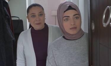 Elif: Η Ζουλιντέ φοβάται πως η Μελέκ θα προσπαθήσει να φύγει ξανά...