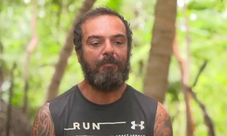 Survivor: Αυτός είναι ο λόγος που δεν αποχωρεί οικειοθελώς ο Τριαντάφυλλος