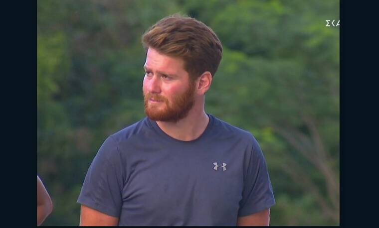 Survivor: «Χείμαρρος» ο πατέρας του Τζέιμς κατά του Αλέξη Παππά – Δες τι είπε on camera
