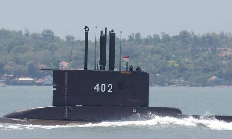 Ινδονησία: Αγνοείται υποβρύχιο του Πολεμικού Ναυτικού με 53 άτομα