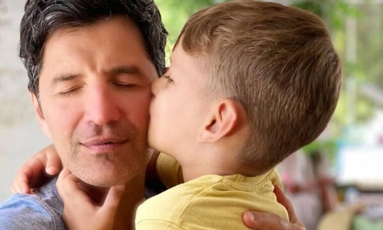 Ρουβάς -Ζυγούλη: Ο γιος τους Απόλλωνας έχει γενέθλια – Δείτε φώτο