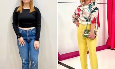 Style Me Up: Ο Αλεξάνδρου «μεταμόρφωσε» την 21χρονη Βασιλική σε μια σύγχρονη γυναίκα!