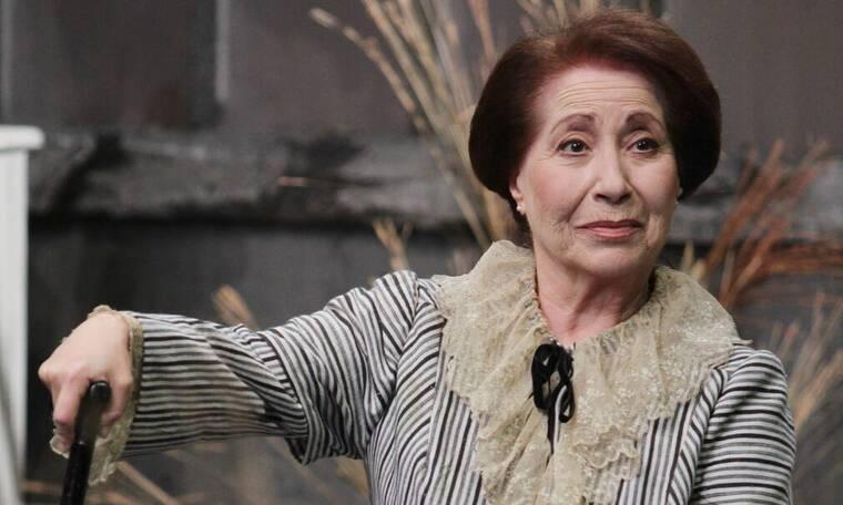 Αλίκη Αλεξανδράκη: «Όταν ακούω ότι οι Έλληνες ηθοποιοί είναι αμόρφωτοι, θυμώνω πάρα πολύ»