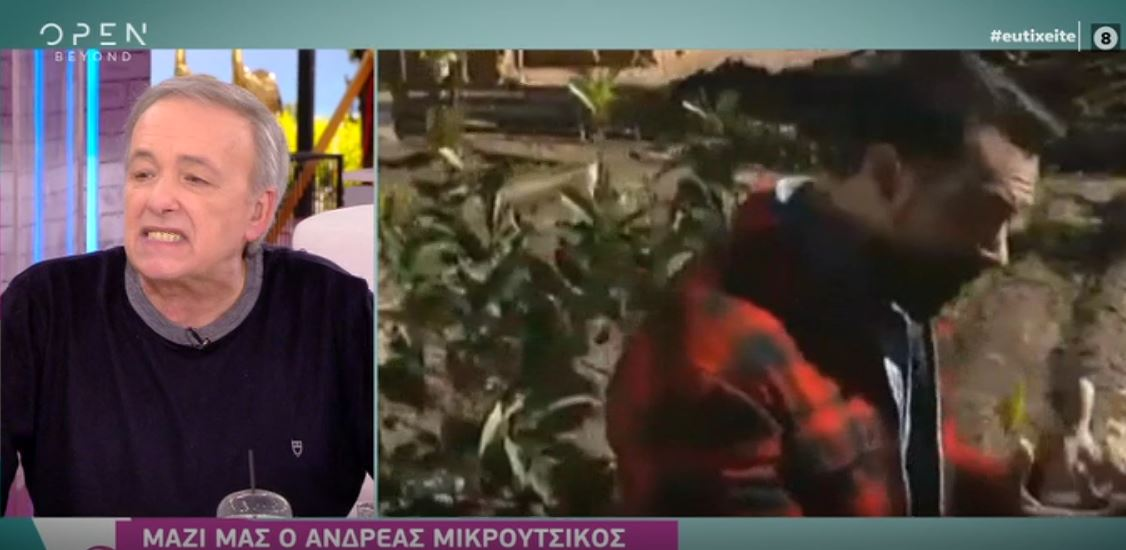 Άγριο κράξιμο του Μικρούτσικου στον Σάκη Τανιμανίδη: «Δεν είναι καλός παρουσιαστής, είναι μελάτος»
