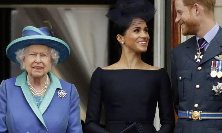 Meghan Markle: Κι όμως, μίλησε με τη βασίλισσα Ελισάβετ και δεν φαντάζεσαι πότε