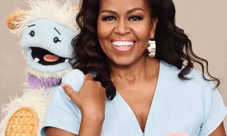 Michelle Obama: Η αποκάλυψη για την κατάθλιψη στην καραντίνα (photos)