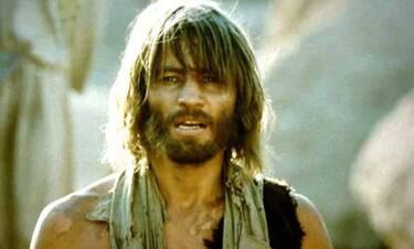 Ιησούς από τη Ναζαρέτ: Αγνώριστος σήμερα ο ηθοποιός που υποδυόταν τον «Ιωάννη τον Βαπτιστή»