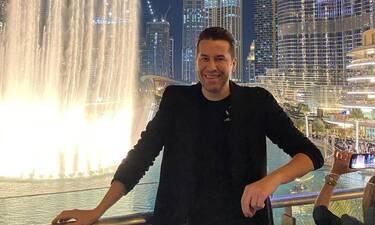 Χάρης Σιανίδης: Το Ελληνικό pr στο Ντουμπάι