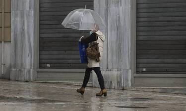 Καιρός: Ραγδαία επιδείνωση - Καταιγίδες και πτώση της θερμοκρασίας το Σάββατο (ΧΑΡΤΕΣ)
