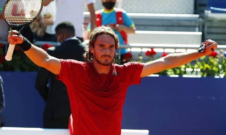 Στέφανος Τσιτσιπάς: Φοβερός και τρομερός! Πέρασε στον τελικό της Βαρκελώνης (videos)