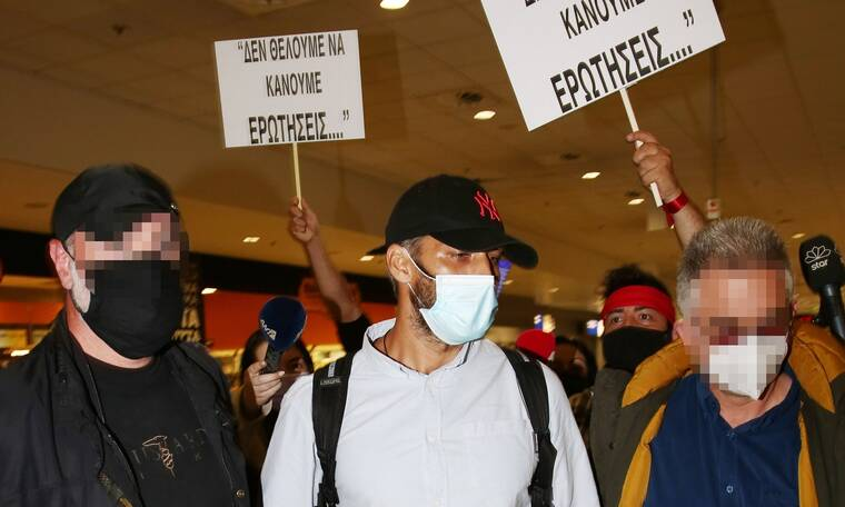 Survivor: Χαμός στο αεροδρόμιο για τον Αλέξη Παππά – Τα πρώτα λόγια μετά την αποχώρησή του