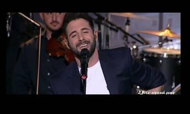 Γιώργος Λιβάνης: Η ατάκα «φωτιά» στην εκπομπή του Παπαδόπουλου, που κόπηκε στο μοντάζ