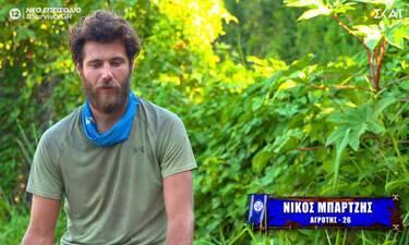 Survivor: Τι θα γίνει μετά τον τραυματισμό του Νίκου Μπάρτζη; Κινδυνεύει με αποχώρηση;