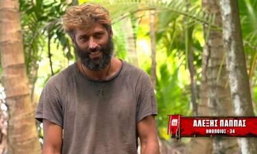 Survivor: Οι πρώτες δηλώσεις του Αλέξη Παππά μετά την αποχώρησή του που θα συζητηθούν