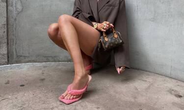 5 στυλ παπουτσιών που ταιριάζουν με όλα τα φορέματα (photos)