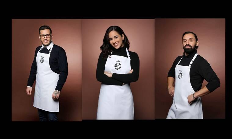MasterChef: Σκορδάκης - Ράπτης και Λία… αγνώριστοι πριν το ριάλιτι μαγειρικής! Θα πάθεις πλάκα