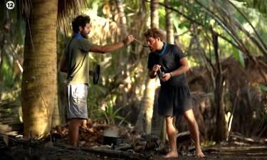 Survivor: «Στήνουν στον τοίχο» τον Τζέιμς ακόμα και οι φίλοι του – Απίστευτες ατάκες!