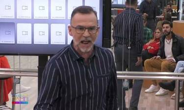 House of Fame: Εκτός εαυτού ο Μεταξόπουλος -  Επικός καβγάς με τον Άρη