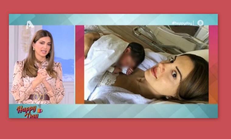 Σταματίνα Τσιμτσιλή: Γενέθλια για τον γιο της – «Αυτό το μωράκι το θέλαμε πάρα πολύ…»
