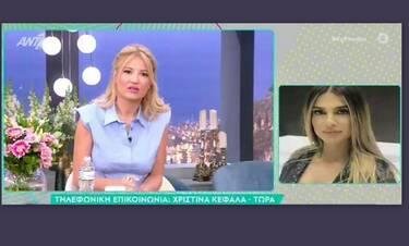 Survivor: Η Χριστίνα ξεσπά κατά της Μαριαλένας on air: «Ένιωσα άσχημα και θίχτηκα»!