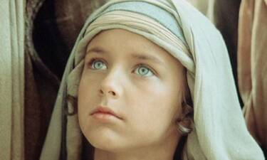 Ιησούς από τη Ναζαρέτ: Πώς είναι σήμερα το αγόρι με τα καταγάλανα μάτια που ενσάρκωσε τον Ιησού;