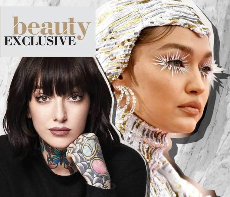 H global makeup artist της MNY, Erin Parsons μας μίλησε για την ίδια, το μακιγιάζ και μας έδωσε tips